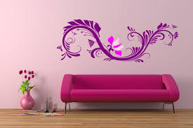 bedroom wall designs paint decoration with chart paper hanging ideas for bedrooms ribbons ways to dress