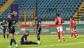 الأهلي يتخطى عقبة إنبي ويواجه بيراميدز في ربع نهائي كأس مصر - بوابة الأهرام
