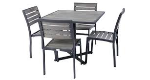 commercial outdoor dining furniture. Commercial Outdoor Furniture Mason Top Dining Set Grade Patio Canada With Grade. T