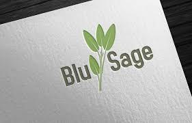Sage Designs Los Angeles Modern Upmarket Logo Design For Blu Sage By Dovefendi