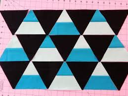 46 best 60 degree ruler patterns images on Pinterest | Appliques ... & the confused quilter: Tutorial - Creative Grids 60 Degree Double Strip Ruler Adamdwight.com