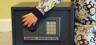 break into almost any safe with straws paper clips coat hangers and