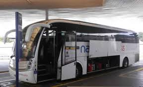 heathrow airport bus to central london