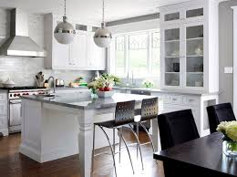 Small Kitchen Island Ideas With Seating Photo   2