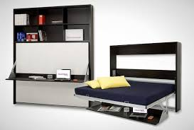 murphy bed desk folds. 10 Murphy Beds That Maximize Small Spaces Brit Co Bed Folds Into Desk U
