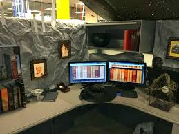 decorating ideas small work. Cool Work Office Decorating Ideas Organization Bins For Cubicle Decor Style Simple . Small 3