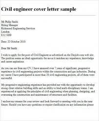 11 Cover Letter For Civil Engineer Www Mhwaves Com