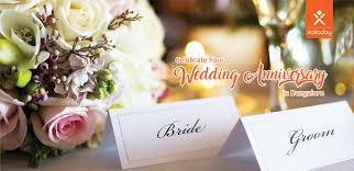 economical experiences to celebrate your wedding anniversary in bangalore