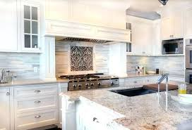 White Cabinets With White Granite View Full Size Contemporary