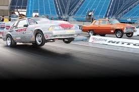 the 4th annual super bowl of street legal drag racing muscle