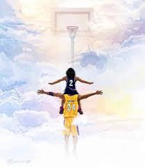 Kobe and Gigi Wallpaper - EnJpg