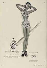 1710 best Beach Fashion Vintage Strandmode images on Pinterest