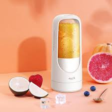 <b>Deerma DEM</b>-<b>NU30</b> juicer household fruit small juice cup electric ...