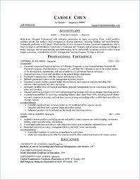 Proper Resume Example Resume Example