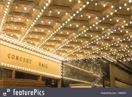 marquee lighting. Marquee Lights On Broadway Theater Exterior Entrance Ceiling Lighting R