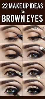 22 eye makeup ideas for brown eyes