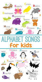 Designer Letters Ofthe Alphabet Help Kids Learn Their Abcs With These Fun Abc Songs