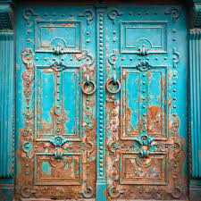 Style Meets Security About Steel And Iron Exterior Doors - Iron exterior door