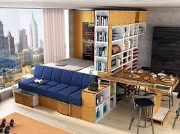 ... how to set up a very small studio apartment ...