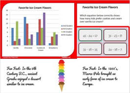 Data Chart For Kids Teks 5 9c Solve 1 2 Step Problems Using Data From Charts