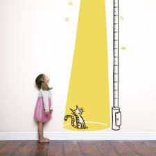 Cat In The Light Children S Height Chart