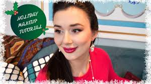 holiday makeup tutorial sephora vib haul review