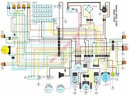 хонда хорнет эРектросхема СкРад схем honda cb350 wiring diagram