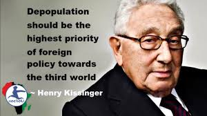 The United States Kissinger Report on Africa's Depopulation Policy – Kichuu