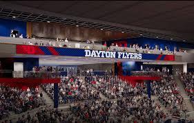 Dayton Arena Seating Chart Ncaa University Of Dayton Arena Hastings Chivetta