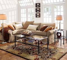 Pottery Barn Living Room Coffee Table Pottery Barn Tanner Coffee Table In Charming Living
