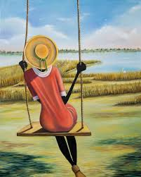 waiting for a push by elginia mccrary african american