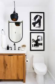 Modern Bathroom Vanities Cheap Mesmerizing The 48 Best Small Bathroom Paint Colors MyDomaine