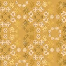 Light Pink And Gold Wallpaper Golden And Light Pink Snowflake Simple Ornamental Seamless Vector