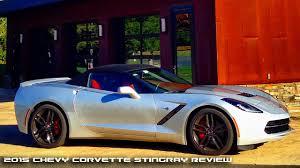 2015 Chevrolet Corvette Stingray Convertible Review - Fast Lane ...