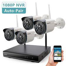 item 3 ONWOTE 4 960P HD Outdoor Wireless Home Security Camera System with Night Vision -ONWOTE 1.3 MP Cameras | eBay