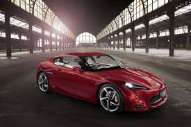 Small Toyota FT-86 in production? | Auto Types
