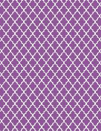 Purple Patterns
