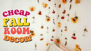 diy fall room decor ideas