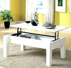lifting top coffee table coffee tables with lift top storage lift top coffee table white white