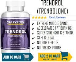 trenbolone metabolites