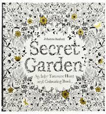 thames hudson secret garden an inky treasure hunt and