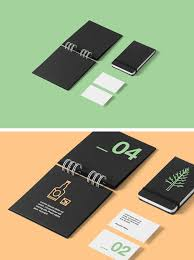 Corporate Stationery Psd Mockup Graphicburger