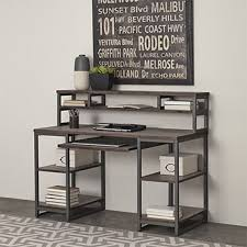 Small office desks Space Saving Compact Computer Desks Overstock Best Pieces Of Office Furniture For Small Spaces Overstockcom