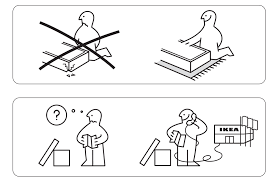 Ikea Instruction Manuals 16 Out Of Context Ikea Instructions To Help You Live A Better Life