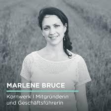 Marlene Bruce - Next Organic Berlin