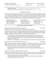 rn resume objective nursing resume objective registered nurse dialysis samples acute
