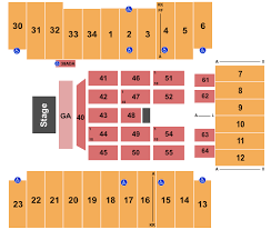 Bruno Mars Fargodome Seating Chart Fargodome Tickets With No Fees At Ticket Club
