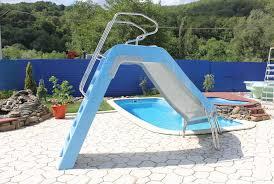 Backyard pool with slides Unique Pool Backyard Pools With Slides Pool Design Ideas Backyard Pools With Slides Pool Design Ideas