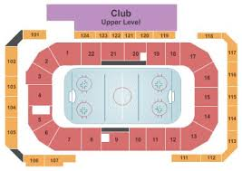 Gopher Hockey Seating Chart Compton Family Ice Arena Tickets And Compton Family Ice