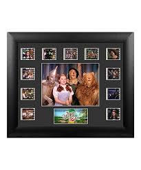 wizard of oz the gang 10 film clip filmcells framed wall art on oz designs wall art with trend setters wizard of oz the gang 10 film clip filmcells framed